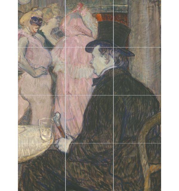 Crédence Carrelage Lautrec