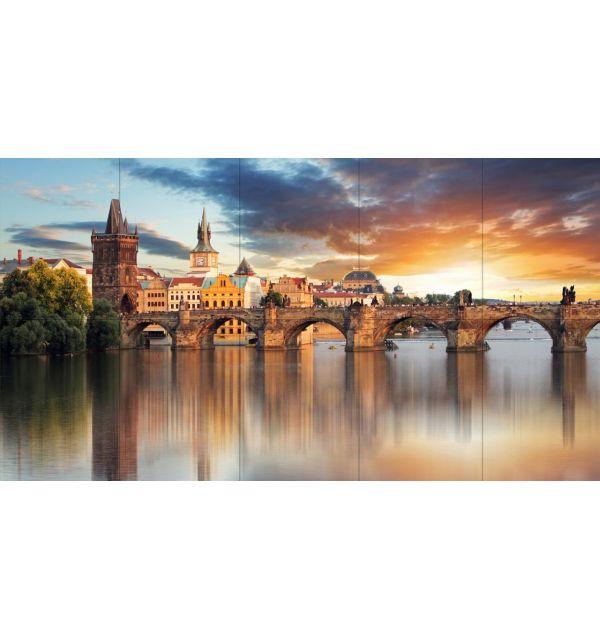 Crédence Carrelage Prague